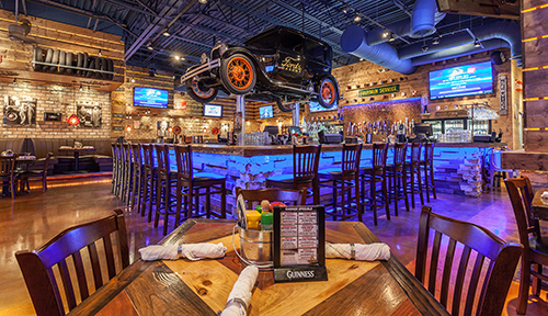 Michigan On The Radar For Ford S Garage Restaurant Dbusiness