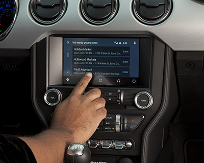 Automakers Add Ford's Smartphone App Technology to Vehicles