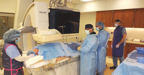 Beaumont Hospital Unveils Renovated Cardiac Lab in