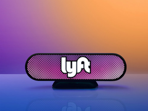 GM Partner, Lyft Launches In-car Connected Device