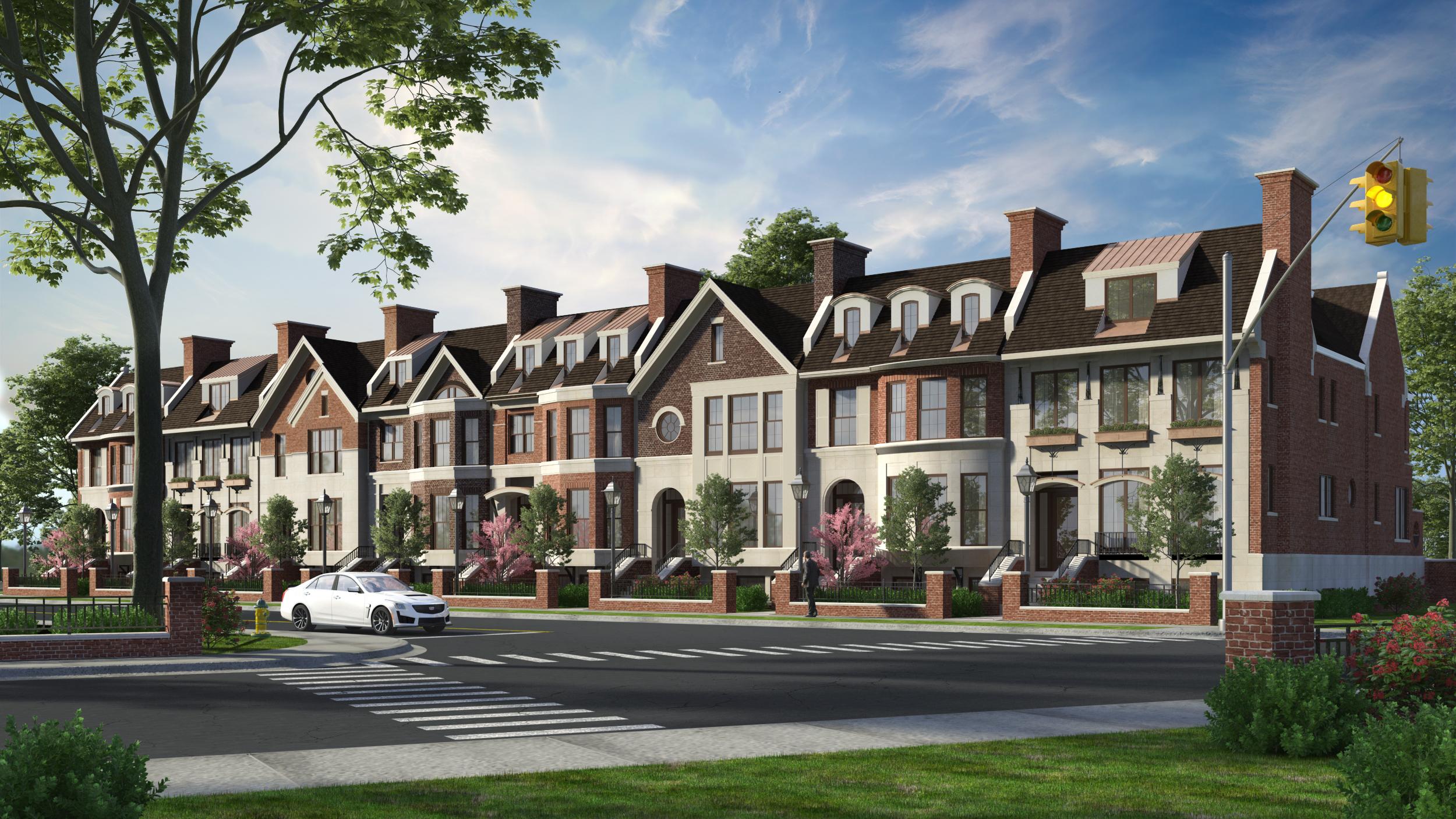 Luxury Housing Developments Planned for Royal Oak ...