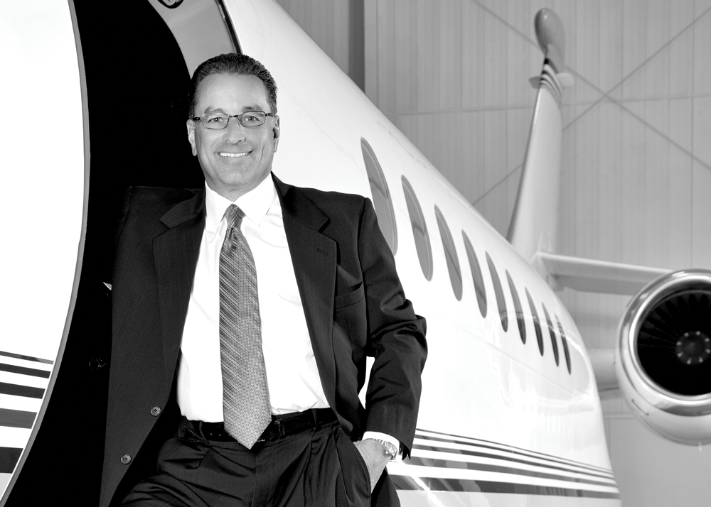 The Face of Business Aviation in Detroit - Rick Nini - Corporate Eagle