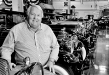 The Face of Motor History & Education - Ted Stahl - Stahls' Automotive Collection