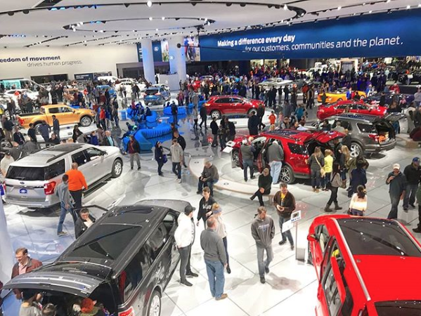 International Auto Show >> Tickets For Detroit S North American International Auto Show