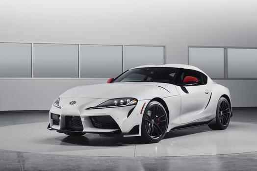 2020 Toyota Supra Makes World Debut in Detroit - DBusiness