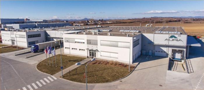 Auria's Slovakia facility