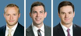 Bryant Morrison, Michael DeFrancis, Conor Flynn