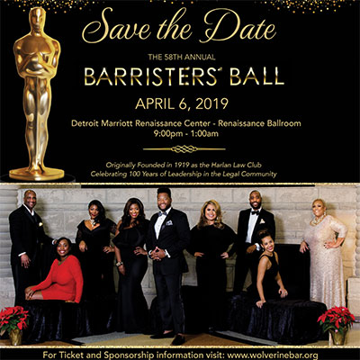 Barristers Ball 2019
