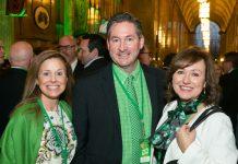 Bridget McCarville, Kevin Cassidy, Dianne Boyer