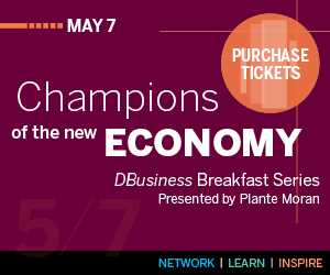 DBusiness Breakfast Series - Champions of the New Economy