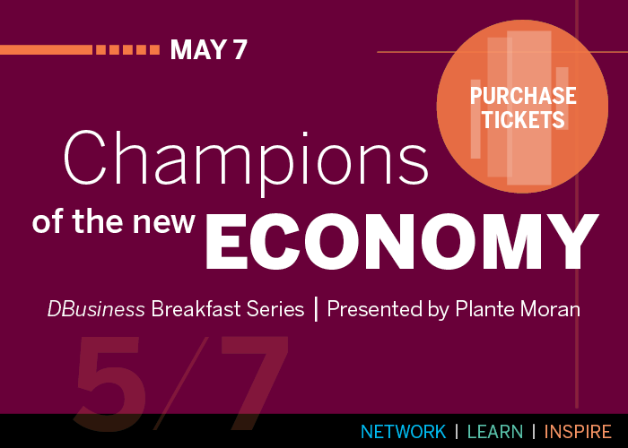 DBusiness Breakfast Series - Champions of the New Economy - 700x500