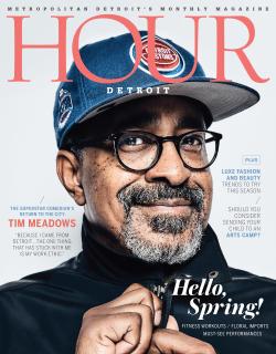 HD April 2019 cover