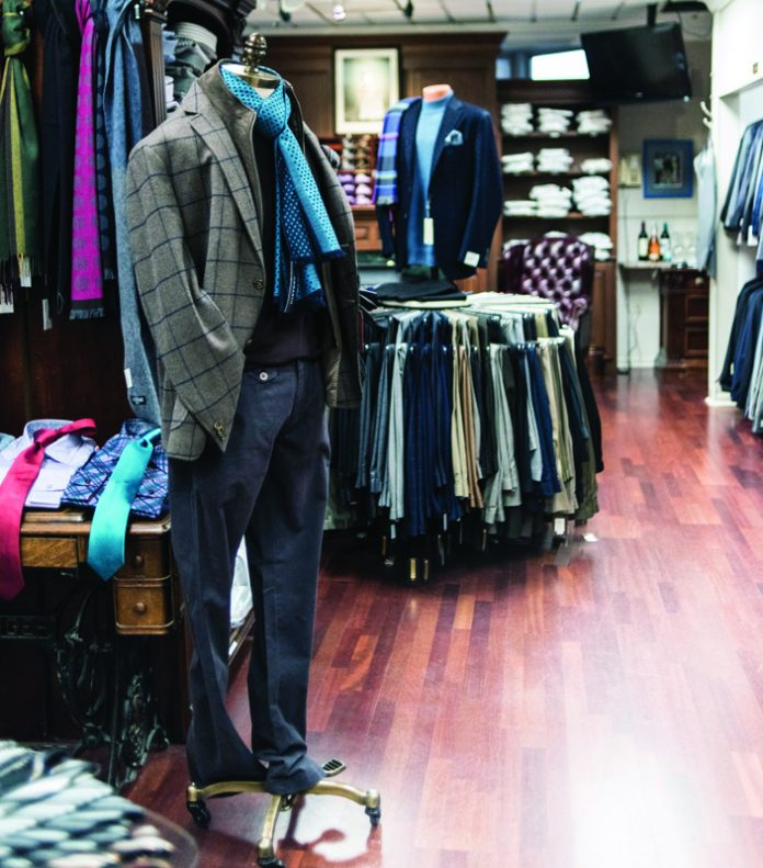 Manno Clothing and Tailoring
