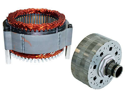 Toyota electric motor