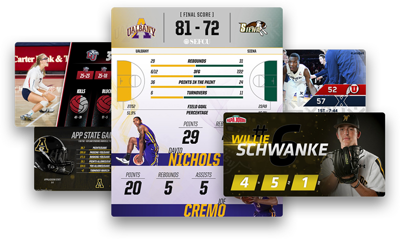 BoxOut Sports graphics