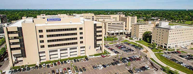 Beaumont Hospital, Royal Oak