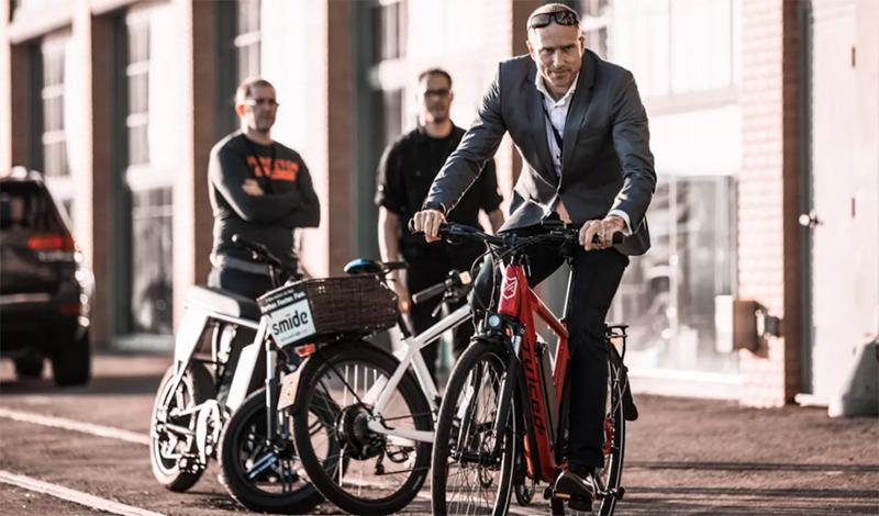 Bond Mobility CEO Raoul Stockle on Bond ebike