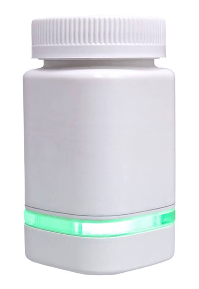 Smart pill bottle