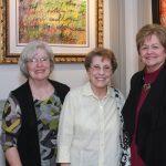 Faith DuCharme, Ann Chevalier, Connie Masserant