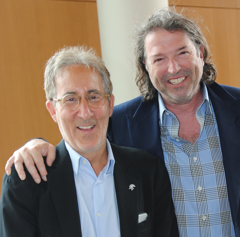 Jonathan Holtzman and Alan Greenberg