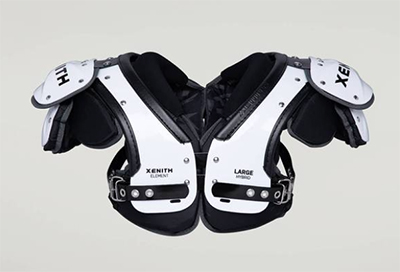 Xenith Element shoulder pad