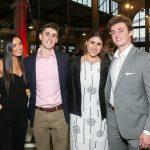 Allie Carey, Michael Baccanari, Paige Baccanari, Max Miller