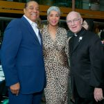Benny Napoleon, Sharon Heath, Fr. John Phelps