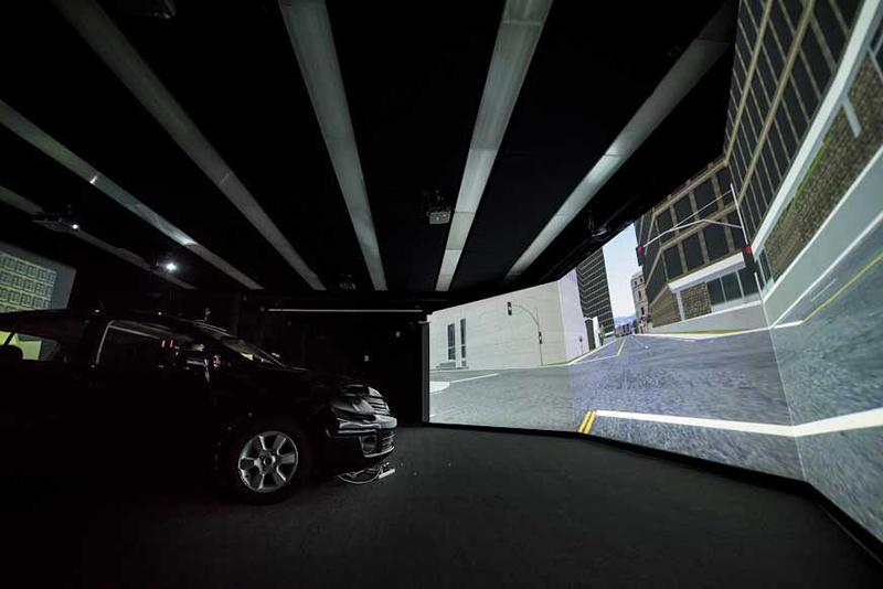 U-M autonomous vehicle testing