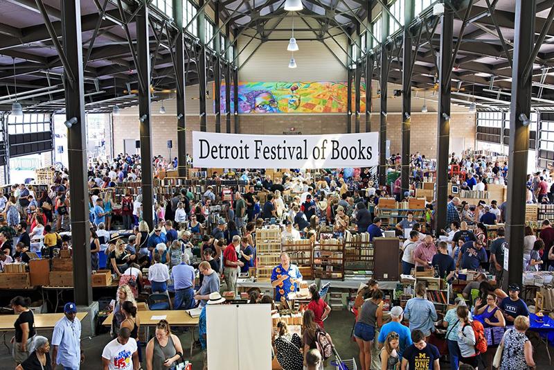 Detroit Festival of Books
