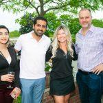 Doha Saidi, Pankaj Mamtora, Brenda Blind, Andrew Khurana
