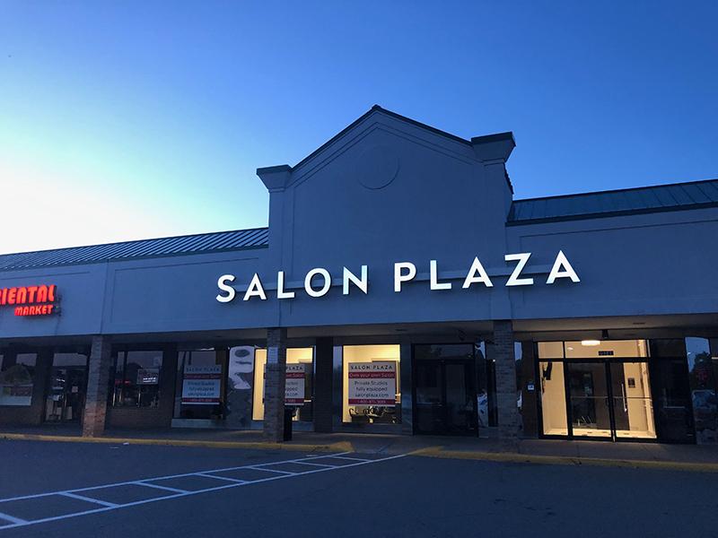 Salon Plaza Southfield location
