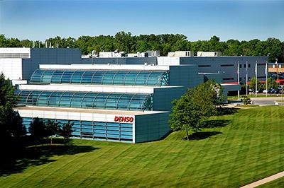 Denso's North American headquarters