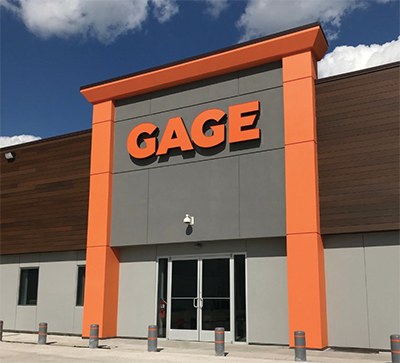 Gage Cannabis Co. location