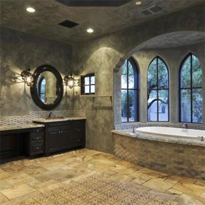 Bathroom with Las Vegas Stone & Flooring products