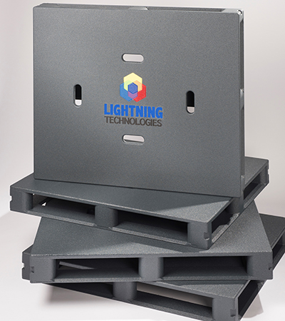 Lightning Technologies pallets