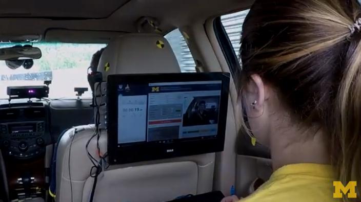 U-M Exploring Whether Autonomous Vehicles Could Increase