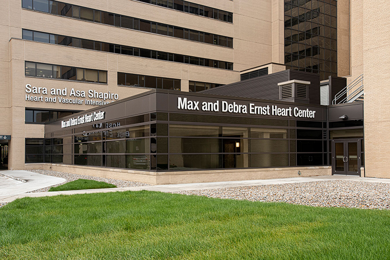 Max and Debra Ernst Heart Center