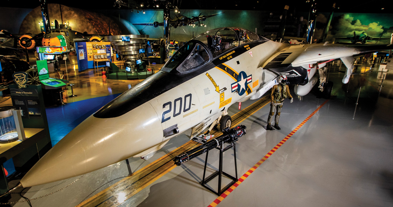 Air Zoo Aerospace and Science Experience