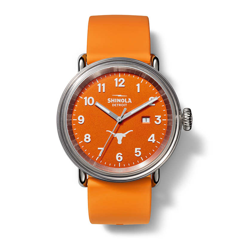 Shinola University of Texas Longhorns watch