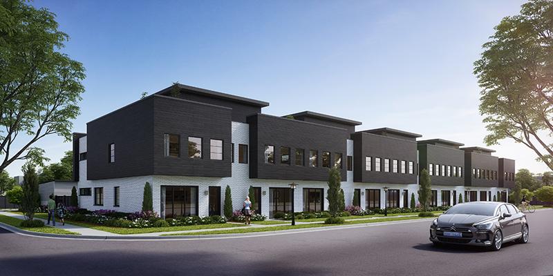 The Oaks Residences rendering