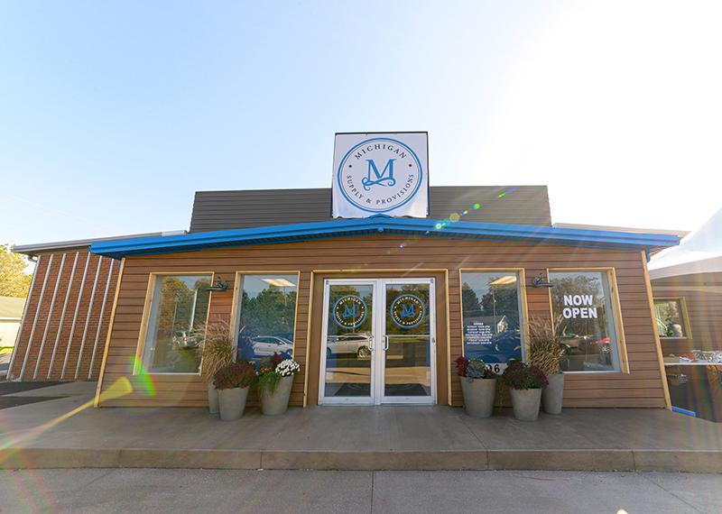 Michigan Supply and Provisions Morenci location