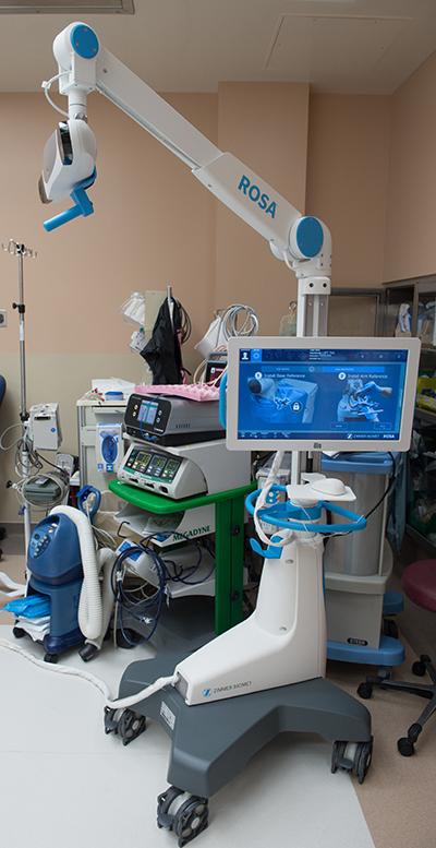 knee surgery robot