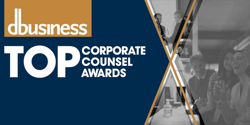 DBusiness Top Corporate Counsel Awards