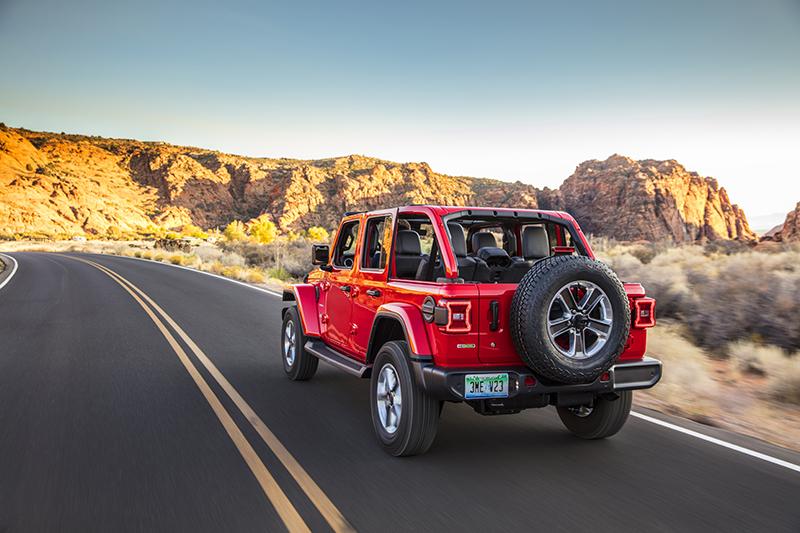 Jeep 2020 Wrangler EcoDiesel