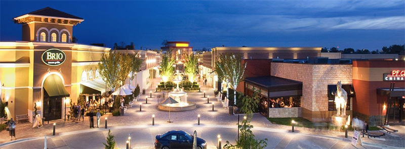 The Mall at Partridge Creek