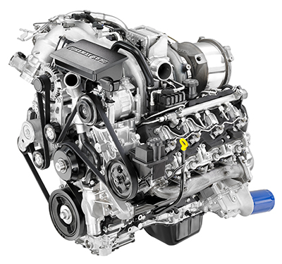 Duramax 6.6L V-8 Turbo Diesel (L5P) for Chevrolet Silverado
