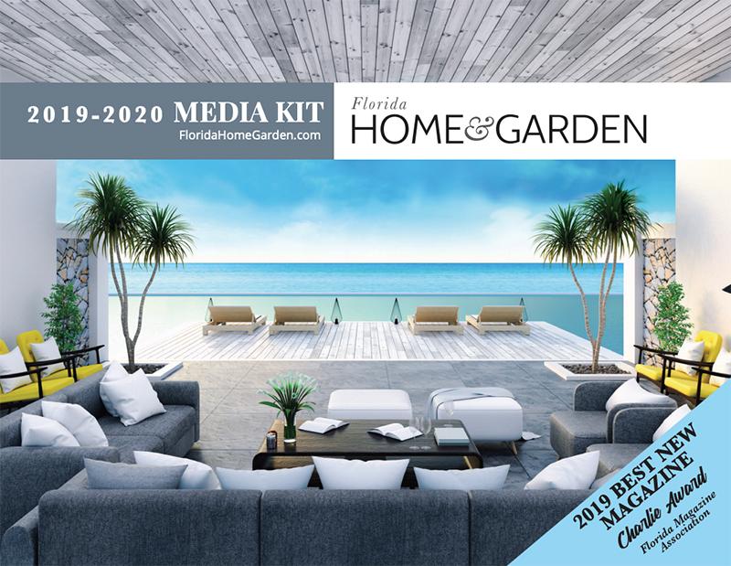 Florida Home and Garden media kit