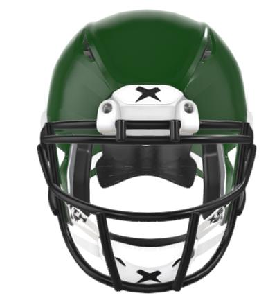 Xenith football helmet