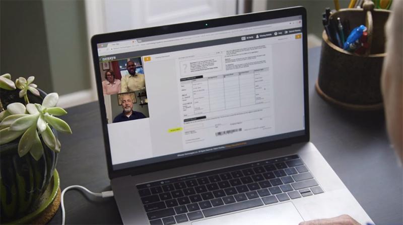 Clear Sign eClosing platform