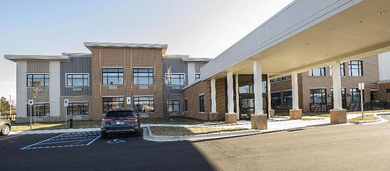 Ciena Healthcare new Detroit nursing center
